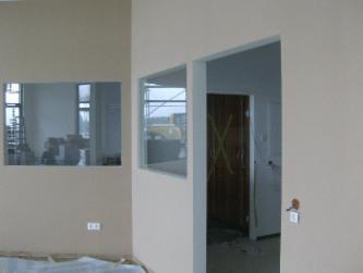 Super Fenster in Innenwand, Ähnlich Oberlicht HM24